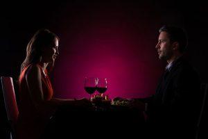 Dinner in the Dark