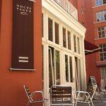 Dunkelrestaurant Nocti Vagus in Berlin von außen