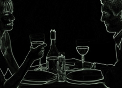 Dinner in the Dark in Bad Berneck bei Bayreuth
